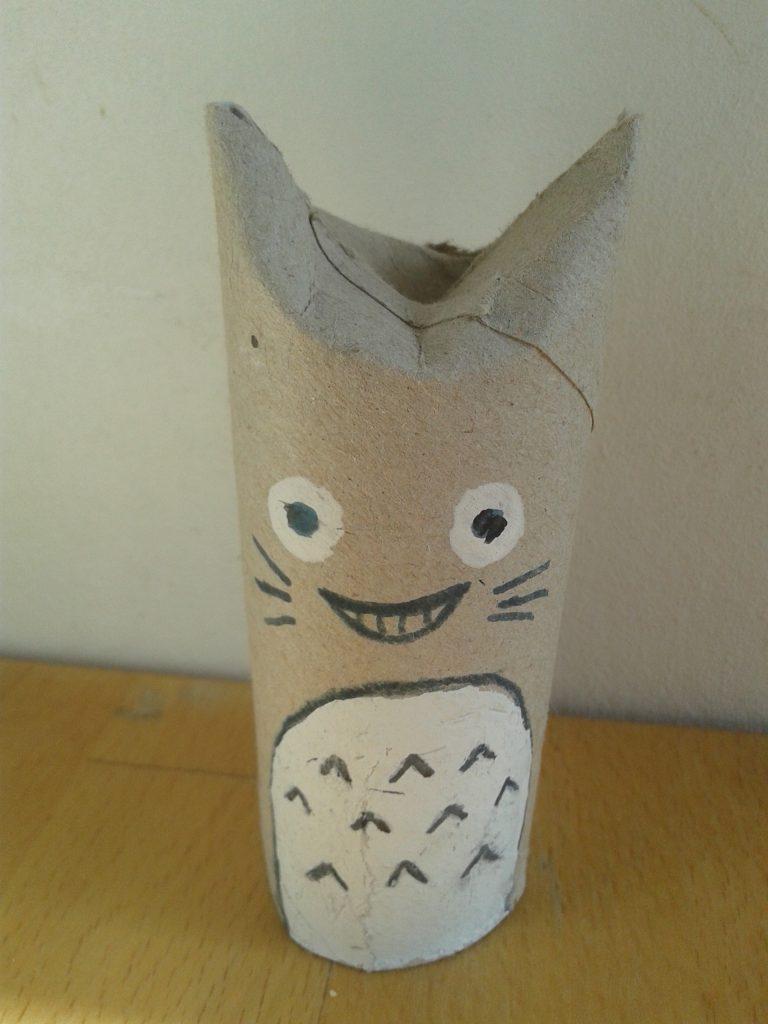 Totora à la maison