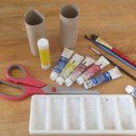 matériel pour l'atelier