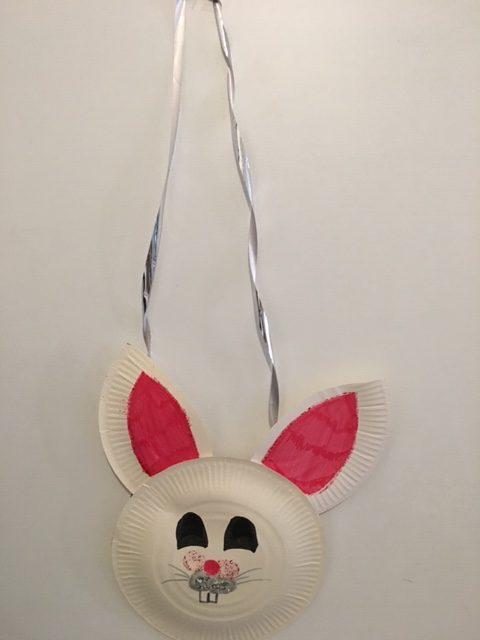 sac lapin de Pâques