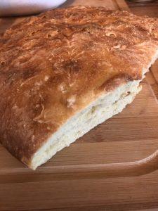 recette du pain en famille