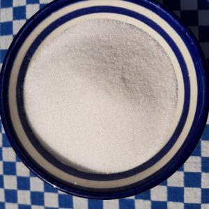 sucre pour la Recette de la Mona