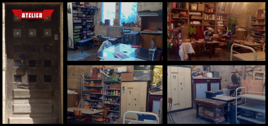 Atelier Bricolage & Activités Manuelles