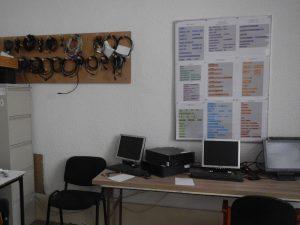 Atelier informatique du Relais : le tableau des commandes Scratch
