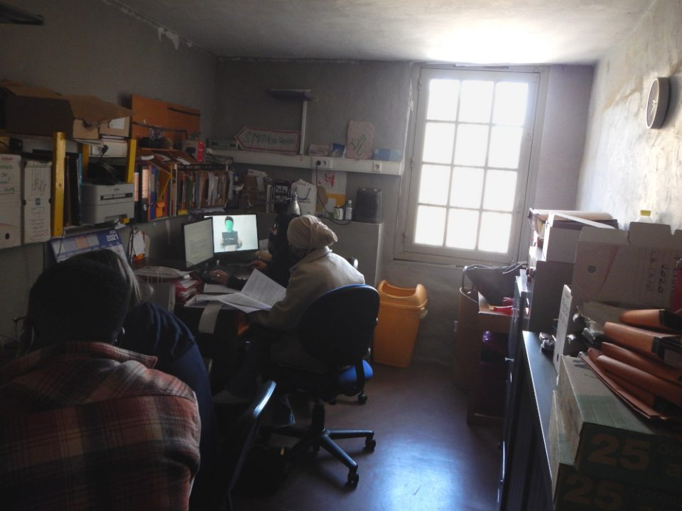 bureau administratif du Relais
